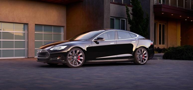Tesla S P85D Catalog