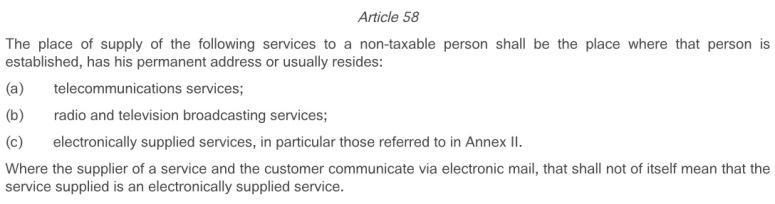 Article 58.(c)